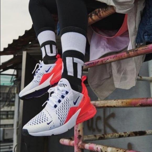 Nike Air Max 270 – Ultramarine Solar Red | other | Nike